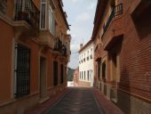 Calle del municipio